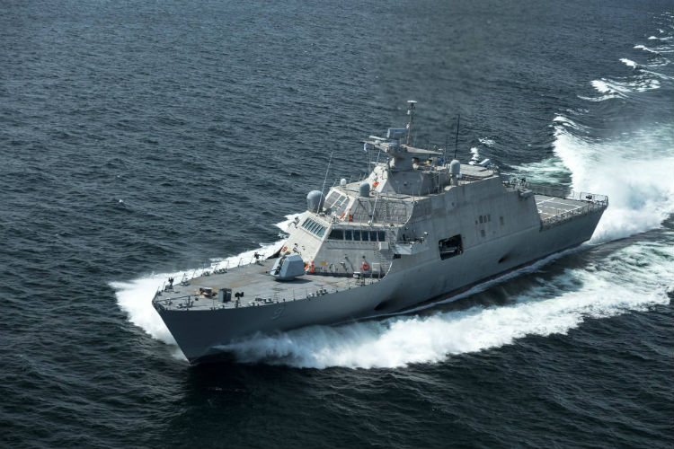 USS Little Rock commissioning makes national history