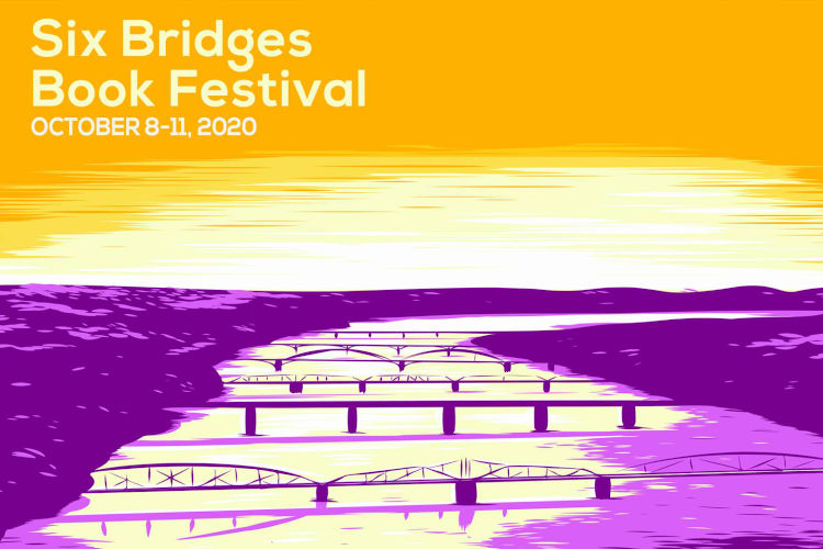 Seven Can't Miss Events at the Six Bridges Book Festival