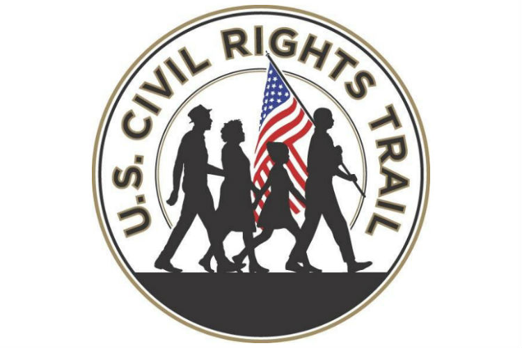 US Civil Rights Trail-logo