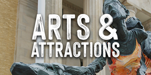 Arts and Attractions Guide 2021