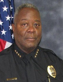 LRPD Chief Keith Humphreys