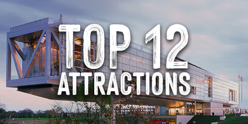 Top 12 Attractions
