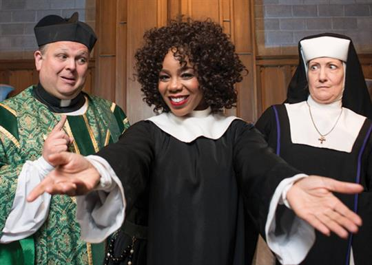 Arkansas Repertory Theatre Sister Act