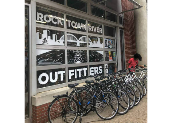 Rock Town River Outfitters - River Market Hall