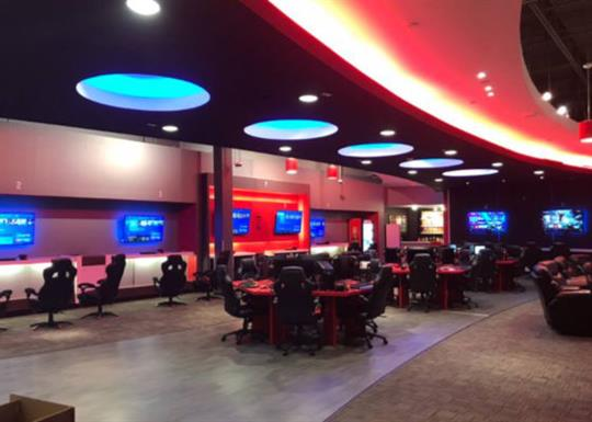 Spec Ops Gaming Lounge in midtown Little Rock, things to do