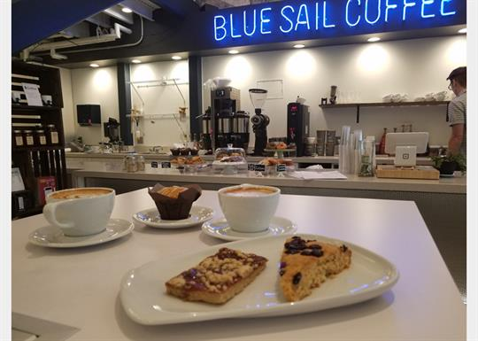 Blue Sail Coffee-pastry and lattes 1-840x600
