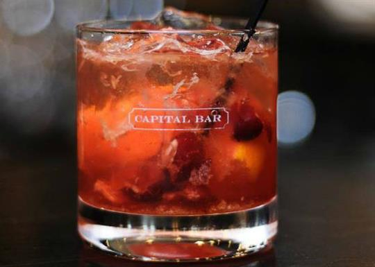 Capital Bar and Grill-cocktail-840x600