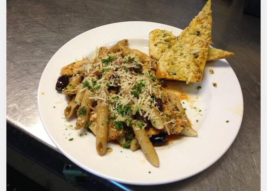 Trios Olive Penne 840x600