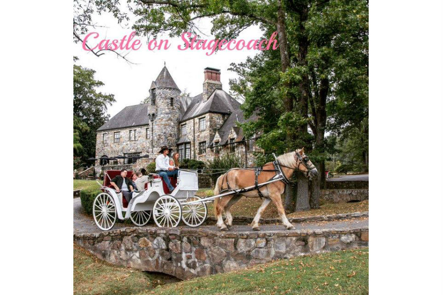 Castle on Stagecoach