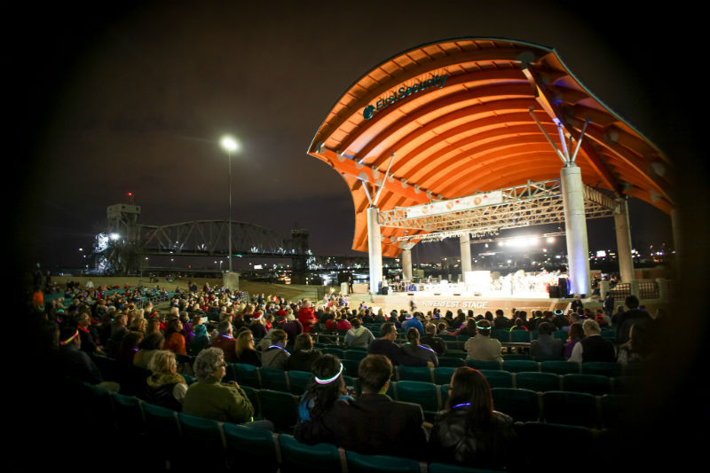 Image result for first security amphitheater