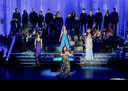 Celtic Woman Christmas.Celtic Woman The Best Of Christmas Little Rock