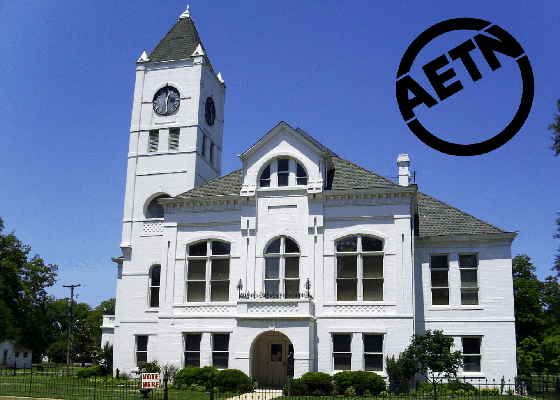 History on the Line: Preserving County Courthouses