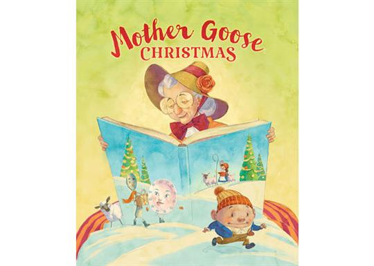 Arkansas Arts Center-childrens theater-mother goose Christmas-560x400