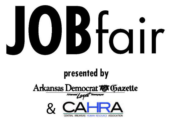 Arkansas Democrat-Gazette & CAHRA Spring 2018 Job Fair