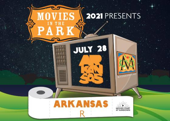 Movies in the Park - Arkansas