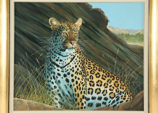 Art of Africa-leopard-560x400