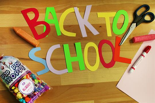 Back To School Craft Party | Little Rock