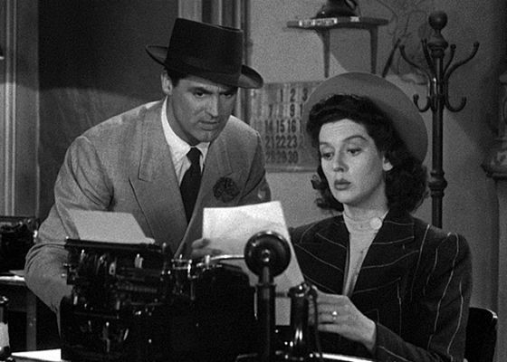 His Girl Friday - presented by CALS