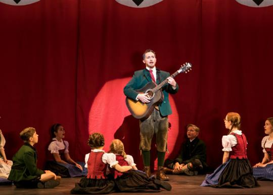 Rogers & Hammerstein's The Sound of Music | Little Rock