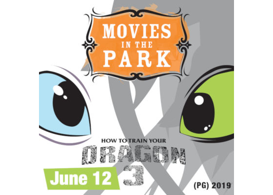 Movies in the Park - How to Train Your Dragon 3