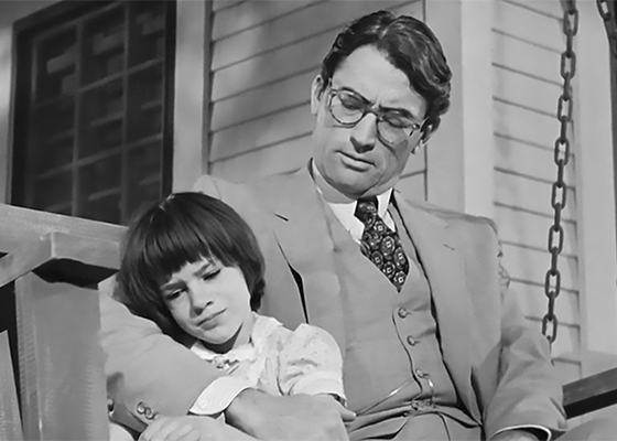 To Kill a Mockingbird (1962, NR)