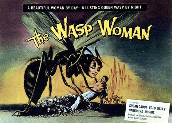 $2 Terror Tuesdays: The Wasp Woman (1959, NR)