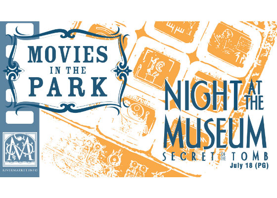 Movies in the Park - Night at the Museum: Secret of the Tomb