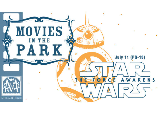 Movies in the Park - Star Wars: The Force Awakens