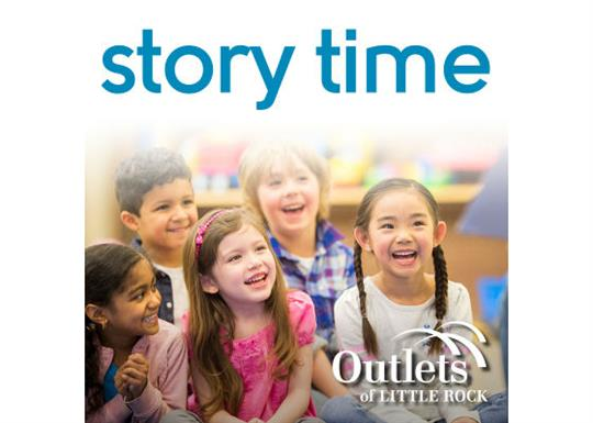 Outlets of Little Rock-story time