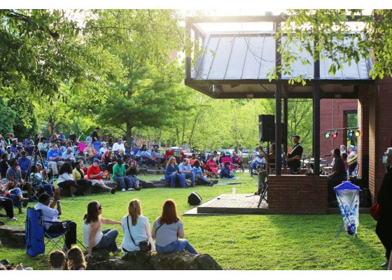 Jazz in the Park  - The Rodney Block Collective